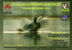 12º concurso de fotografia de naturaleza de torres de segre - http://www.aefona.org/12aconcurso-de-fotografia-de-naturaleza-de-torres-de-segre/