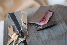 KEY CHAIN & CREDIT CARD CASE