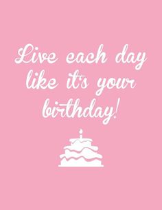 And today happens to be my birthday, yay me!!! ♥    7.30.13