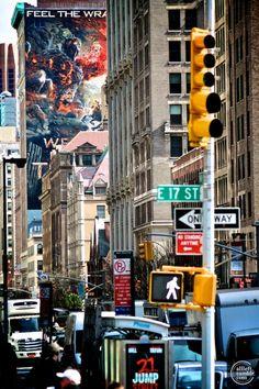 NYC 17th Street