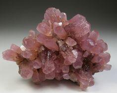 Cobaltoan Calcite from Bou Azzer, Morocco
