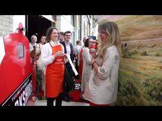 Yorkshire Tea Train - YouTube