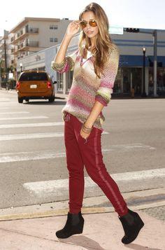 Marsala, Style, Fashion, Swag, Moda, Fashion Styles, Fashion Illustrations, Marsala Wine, Outfits