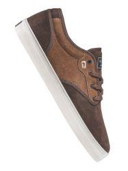 Globe Motley Sneaker ginger/brown