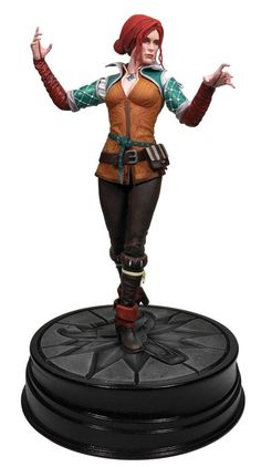 Witcher 3 Wild Hunt PVC Statue Triss Merigold 20 cm