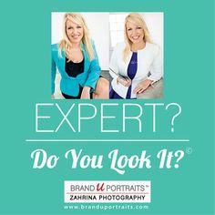 EXPERT - Do you look it? http://www.branduportraits.com/