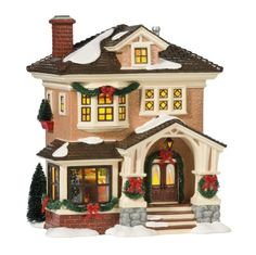 $95.00-$95.00 Department 56 Original Snow Village Christmas At Grandma's Lit House - Department 56 Villages set the gold standard for Holiday lit houses. Welcome to The Original Snow Village. Built with the same traditions and values found in small towns across America - the shops and neighborhoods of Main Street, U.S.A., continue to prosper and grow. http://www.amazon.com/dp/B003IPE3OI/?tag=pin2wine-20