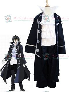 Pandora Hearts Raven Cosplay Costume For Sale