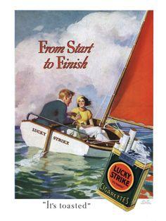 Lucky Strike - 19331000 Home Arts