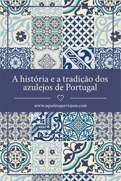 Descubra a história e a tradição dos azulejos portugueses #portugal #porto #dicadeviagem