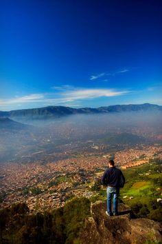 Vista de Medellín  Medellín.travel