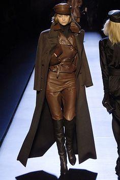 Hermes Autumn/Winter 2007 Ready-To-Wear Collection | British Vogue