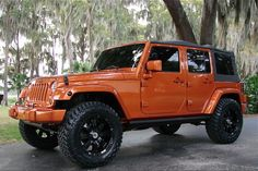 LeBron James' Jeep Wrangler Unlimited by MWButterfly, via Flickr