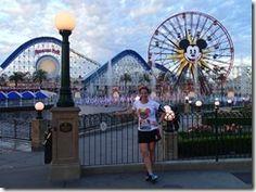 2013 Inaugural Disneyland 10K Race Recap