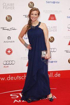 Pin for Later: So verbrachten die deutschen Stars das Wochenende Nina Eichinger beim Deutschen Filmball in München