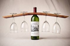 Large Wine Butler. $45.00, via Etsy.