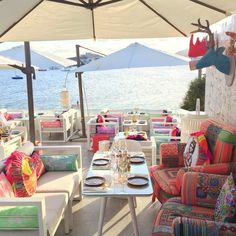 Patchwork Restaurant - Ibiza. Picture by Zuiver Fotografie