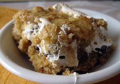 Zucchero Dolce - sweet sugar: S'mores Bars and Other Things That Make Me Smile