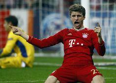 Thomas Muller Wallpaper 2015 | Thomas Muller Bayern Muenchen | Thomas Muller Germany |