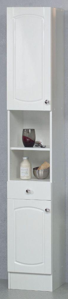 White Dreamsu201c ist ein Badmöbel Landhaus weiß im Vintage Stil und - badezimmermöbel weiß landhaus