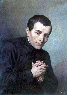 Image of St. Joseph Cafasso feast day 23rd June pray for us.