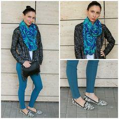 Zdjęcie modjus przedstawiające stylizację