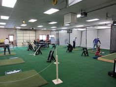 Visit our indoor dri