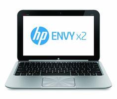 HP ENVY x2 11-g095ca Tablet (11.6-inch, Touch, Atom Z2760, 2GB-DDR2, 64GB SSD, Windows 8, Silver)