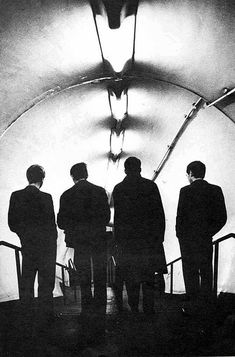 Joy Division (1980). The photo that has become iconographic. A symbol for a band, for a time. By Anton Corbijn.