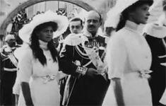 Tatiana, Maria and Anastasia - Celebrations of the 100th Anniversary of the Patriotic War of 1812