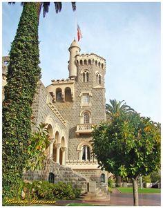 Castillo Brunet, Viña del Mar, Chile.
