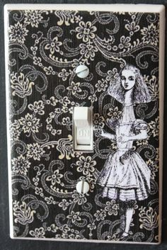 alice switchplate