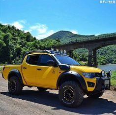 L200 Triton Savana  de Flores da Cunha-RS! Mitsubishi Strada, Mitsubishi Pickup, Triton 4x4, Triton L200, Custom Trucks, Pickup Trucks, Pick Up 4x4, Ford Maverick, Vans