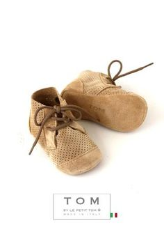 ISSUU - TOM by Le Petit Tom ® Italian Baby Shoes for Baby Boys by Le Petit Tom ®