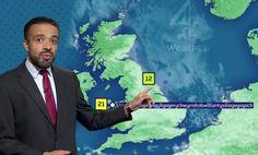 Welsh weather presenter nails pronunciation of 58-letter village name