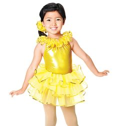 Theatricals Costumes Here Comes the Sun Child Tank Dress