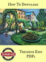 How to Download Thinking Kids PDFs