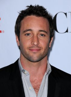 """Alex O'Loughlin - from """"Hawaii 5-0""""   Another great Aussie export."""