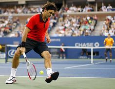Roger Federer (Switzerland) - 2009 US Open Men's Singles Semifinal
