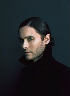 Jared Leto in LA. An outtake from my shoot for Nylon Magazine.