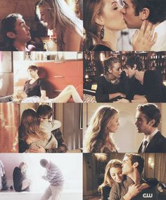 Nate and Serena Together. ♥