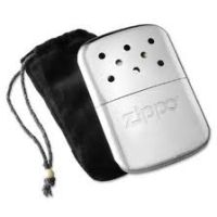 Keep Warm! Love Camping  Zippo Hand Warmer