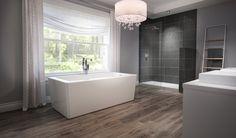 """MASTER BATH TUB - 36"""" X 66"""" Bianca™ Freestanding Bath   Jacuzzi Baths"""
