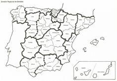 11 Ideas De España Mapas Mapas Mapa Fisico De España España
