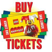 LEGO KidsFest is coming to Texas, August 31-Sept 2, 2012!