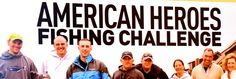"""American Heroes Fishing Challenge follows a group of recently wounded veterans from the war in Afghanistan, working to jump-start the healing process by going fishing."