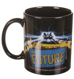 Boxed Back To The Future Mug