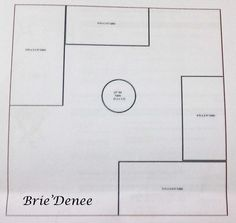 10x10 booth layout - Google Search