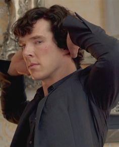 Sherlock: Benedict Cumberbatch/A Scandal in Belgravia Benedict Sherlock, Sherlock John, Sherlock Fandom, Sherlock Holmes 3, Sherlock Holmes Benedict Cumberbatch, Sherlock Quotes, John Watson, Johnlock, Doctor Strange