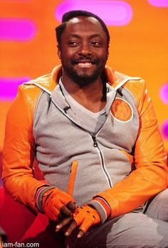 Will.i.am ... Such a sweetie :)